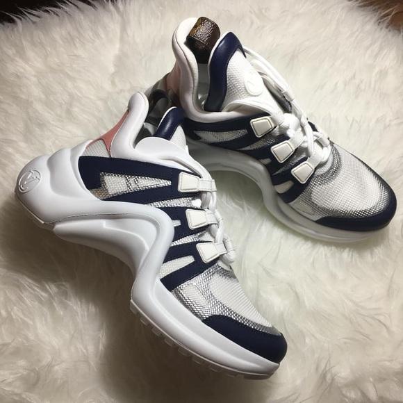 784242909e59 Louis Vuitton Archlight Sneakers